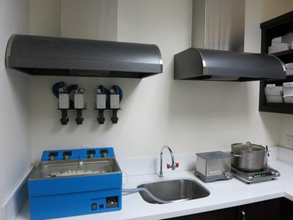 In house denture lab